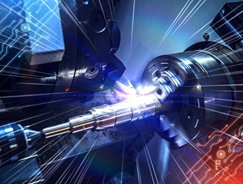 HI-TEC | Venta de Tornos CNC Velocidad, precisión y desempeño