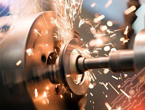 Hitec | Línea de producción con Centro de Torneado CNC