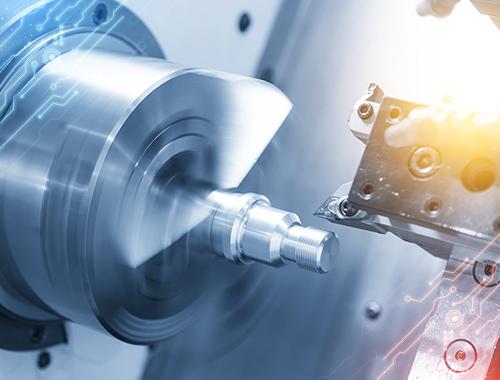 Hitec | Mecanizado de piezas metálicas complejas con Tornos de CNC